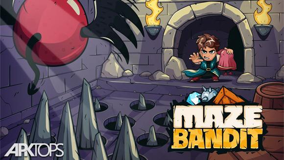 دانلود Maze Bandit
