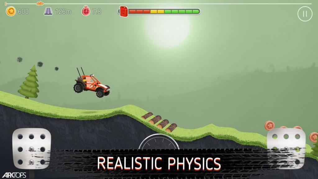 Prime Peaks v23.0 دانلود بازی مسابقه قله نوردی برای اندروید