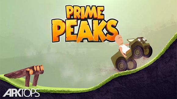 دانلود Prime Peaks – 3D Hill Racing