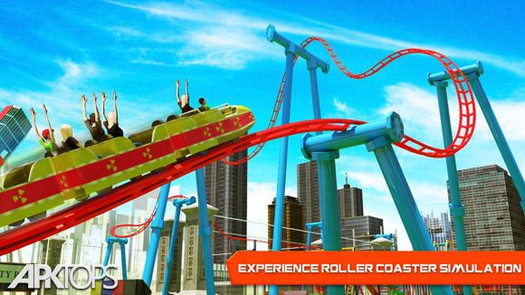 دانلود Roller Coaster Simulator Pro