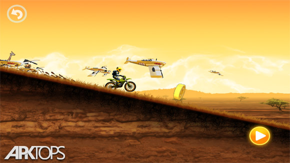 دانلود Safari Motocross Racing