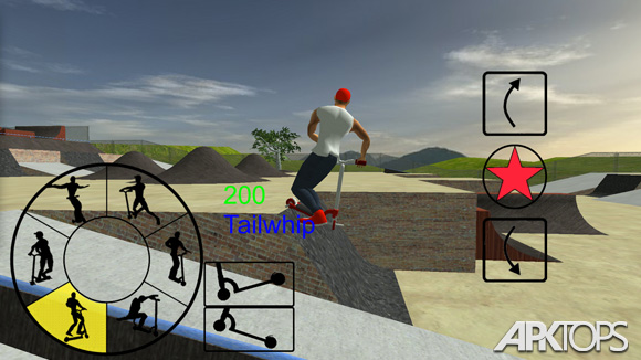 دانلود Scooter Freestyle Extreme 3D