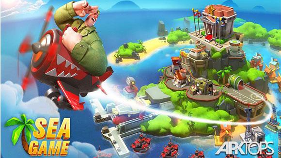 بازی جدید نبرد دریایی با اجرای آنلاین