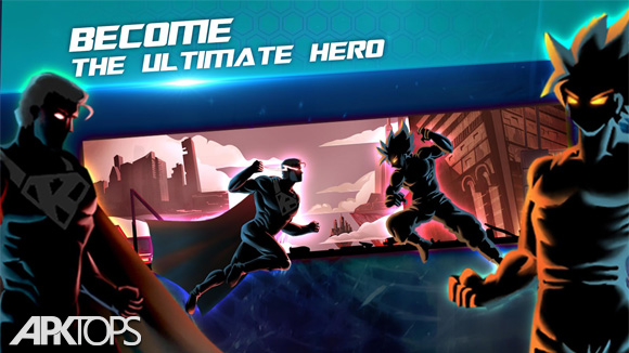 دانلود Shadow Fight Battle: Heroes Of Legends