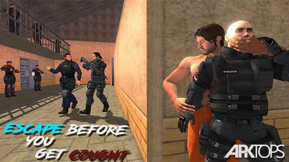 دانلود Spy Escape Prison Survival