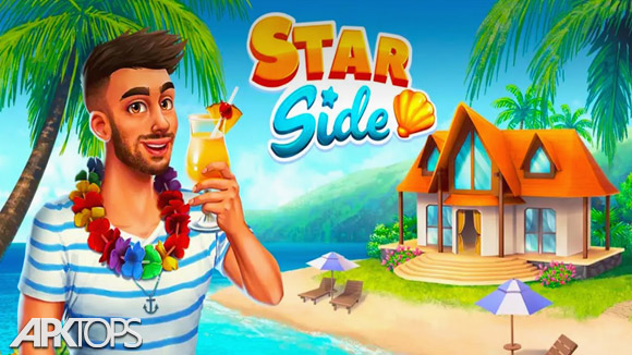 دانلود Starside – Match 3 Game
