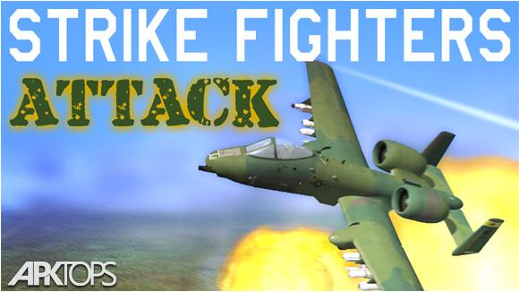 دانلود Strike Fighters Attack