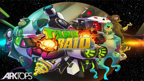دانلود Tank Raid – 3D Online Multiplayer