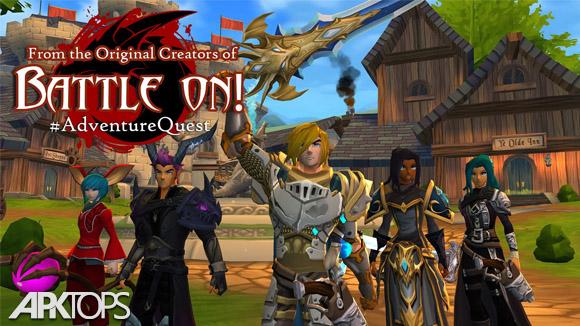 دانلود AdventureQuest 3D