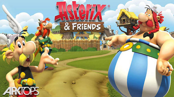 دانلود Asterix and Friends
