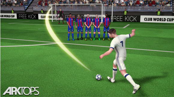 دانلود FREE KICK CLUB WORLD CUP 17
