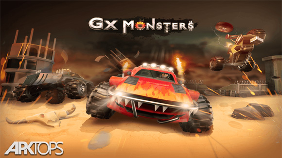 دانلود GX Monsters