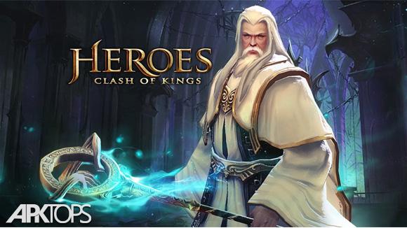 دانلود Heroes of COK – Clash of Kings