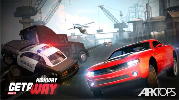 دانلود Highway Getaway: Police Chase