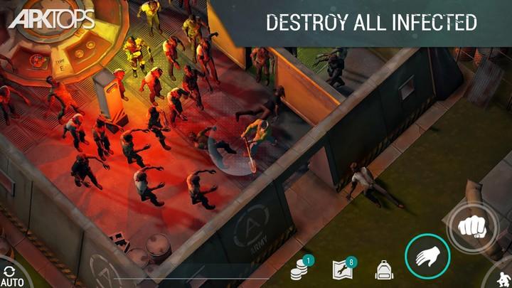 Last Day on Earth: Survival v1.9.7 دانلود بازی آخرین روز روی زمین: بقاء