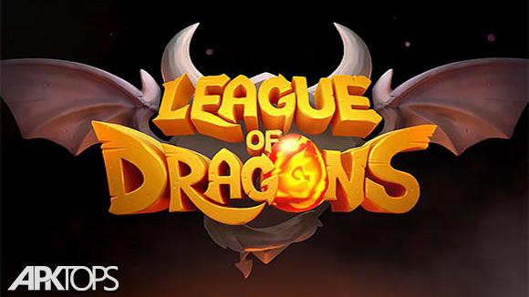 دانلود League of Dragons
