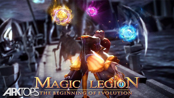 دانلود Magic Legion - Hero Legend