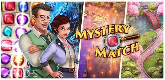 Mystery Match v1.77.0 دانلود بازی پازلی مرموز