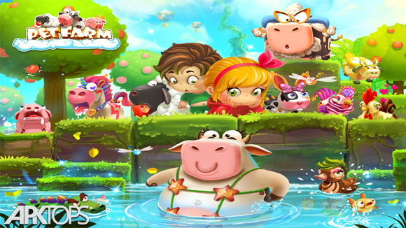 دانلود Pet Farm 3D: Breeding Island