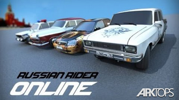 دانلود Russian Rider Online