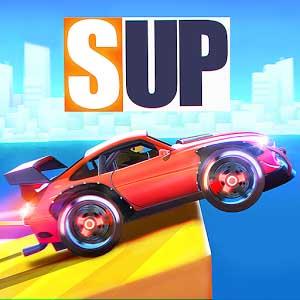 SUP Multiplayer Racing v2.1.6 دانلود بازی ماشین سواری چند نفره + مود اندروید