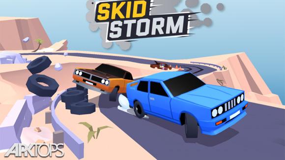 دانلود SkidStorm