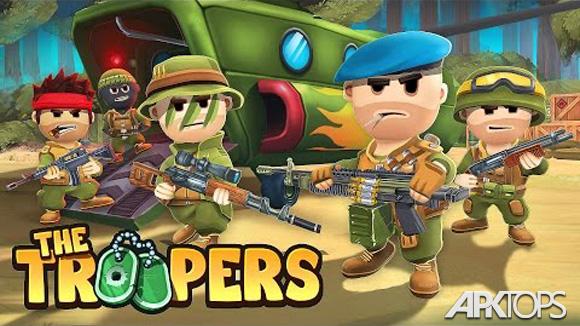 دانلود The Troopers