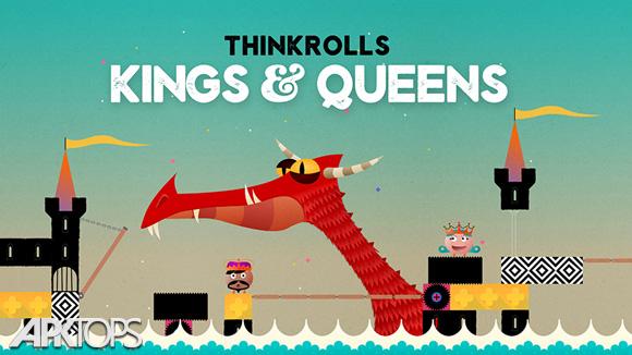 دانلود Thinkrolls Kings & Queens