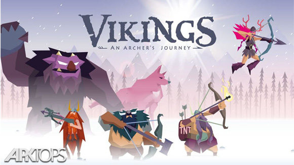 دانلود Vikings: an Archer's Journey