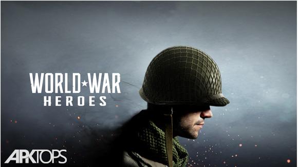 World War Heroes دانلود بازی قهرمانان جنگ جهانی برای اندروید