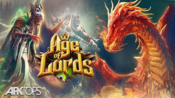 دانلود Age of Lords: Legends & Rebels