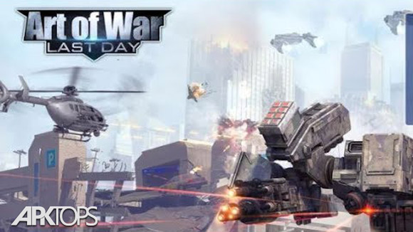 دانلود Art of War : Last Day