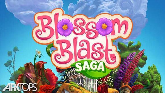 دانلود Blossom Blast Saga