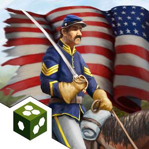 Civil War: Gettysburg v2.2.0 دانلود بازی جنگ داخلی گتیزبرگ امریکا اندروید