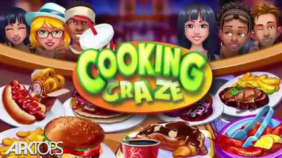 دانلود Cooking Craze