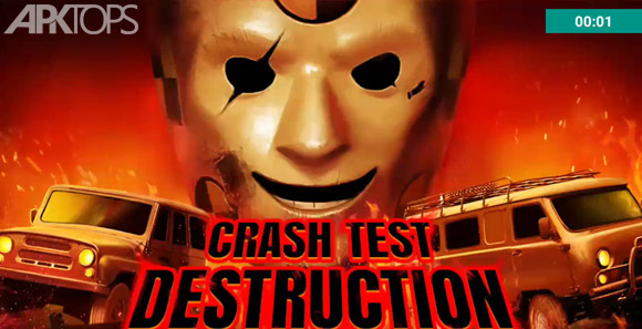 Crash Test Destruction