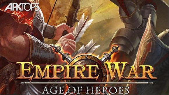دانلود Empire War: Age of hero