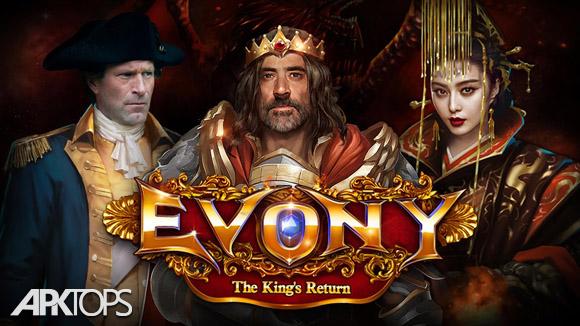 دانلود Evony: The King's Return