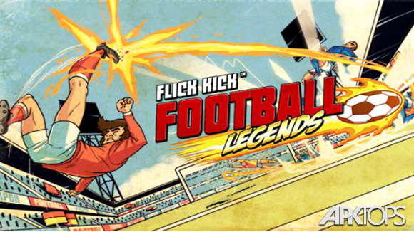 دانلود Flick Kick Football Legends