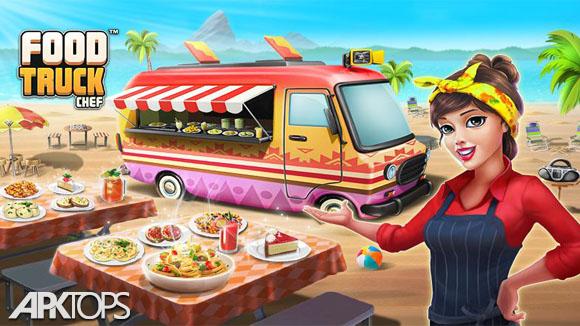 دانلود Food Truck Chef™: Cooking Game