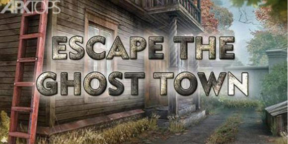 Ghost Town Adventures: Mystery Riddles Game