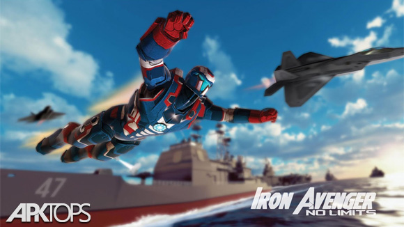 دانلود Iron Avenger 2 : No Limits