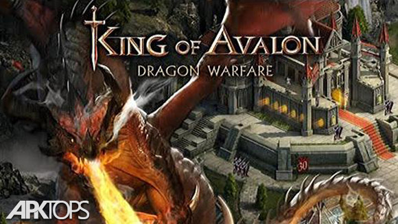 دانلود King of Avalon: Dragon Warfare