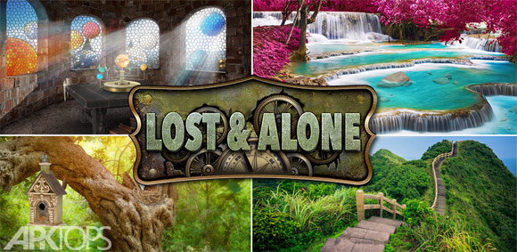 Lost and Alone – Escape Games and Point and Click