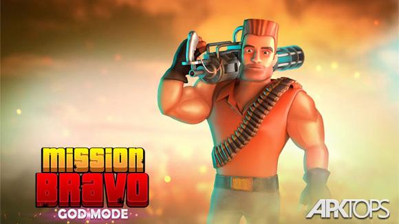 دانلود Mission Bravo: GOD MODE