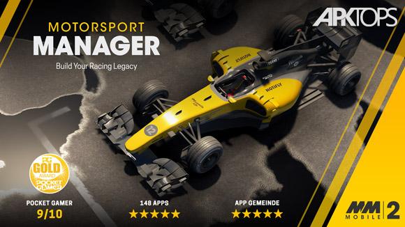دانلود Motorsport Manager Mobile 2