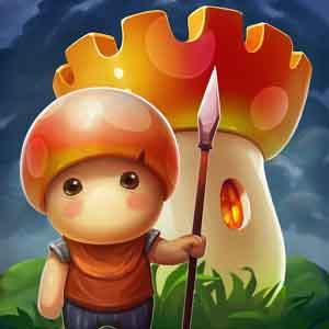 Mushroom Wars 2 v2.3.5 دانلود بازی استراتژی نبرد قارچ ها 2 برای اندروید