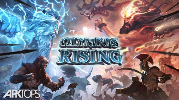 دانلود Olympus Rising