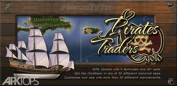 Pirates and Traders: Gold