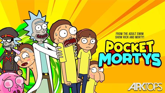 دانلود Pocket Mortys